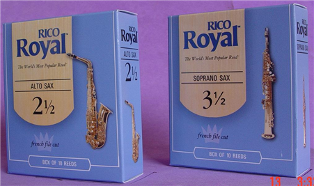 Rico Royal Altosax/Sopranosax